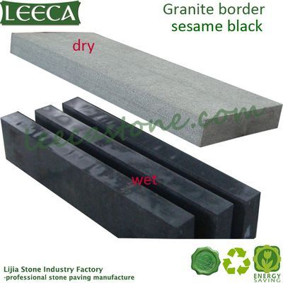 Landscaping Edging Stones Granite Curb Leeca The